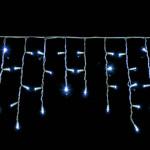 Vánoční krápníky a závěsy